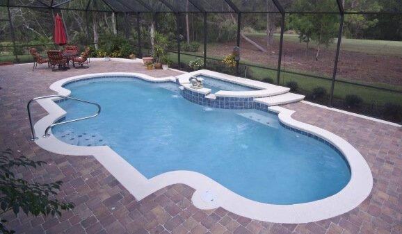 Custom Pool Builder Deland Palm Coast