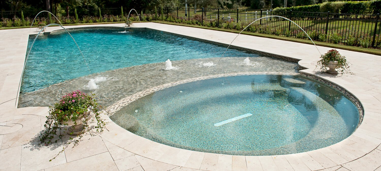 Custom Pool Builder DeLand | Palm Coast Pool Design Port Orange